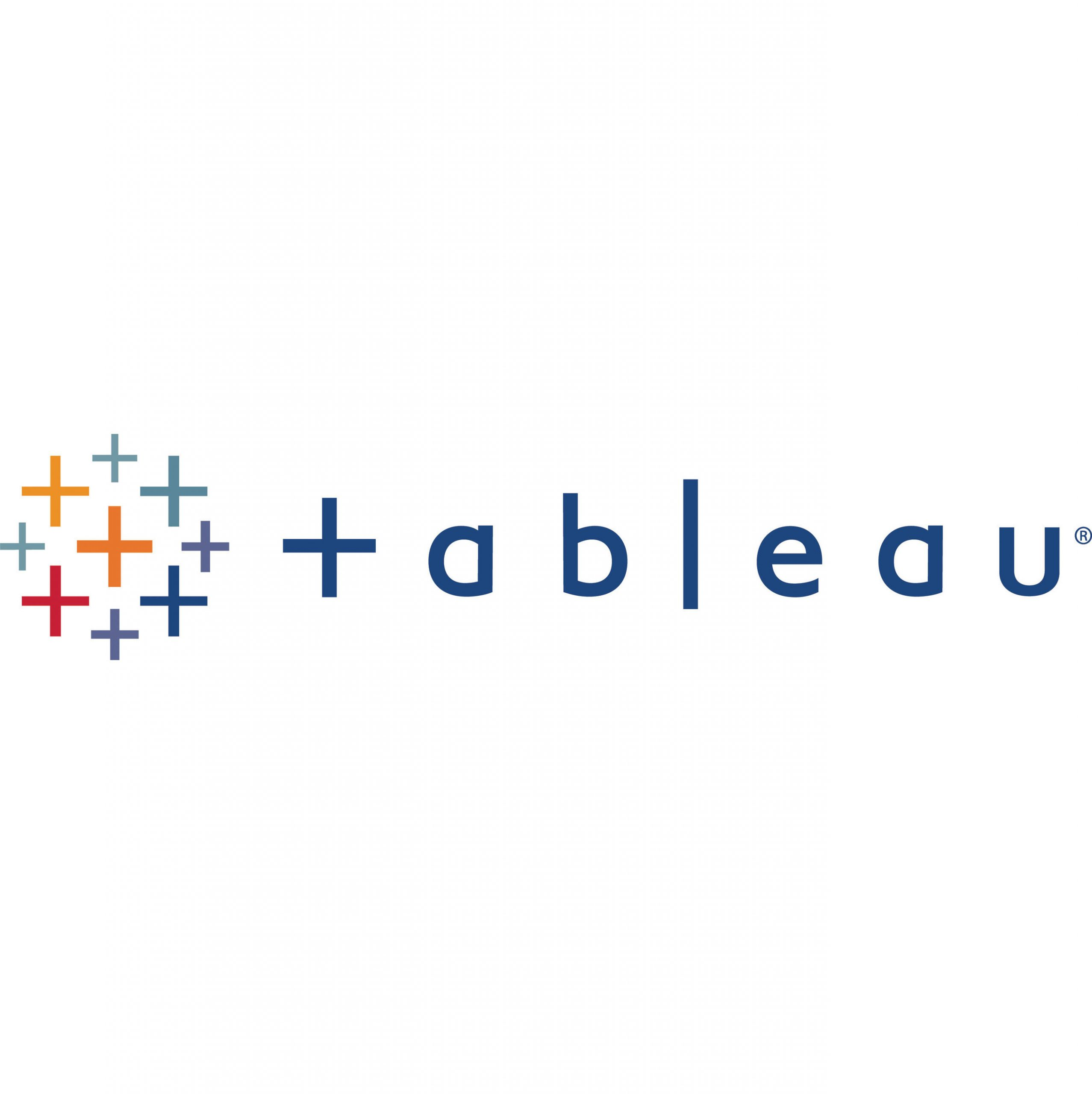 Tableau Software logo www.tableausoftware.com. (PRNewsFoto/Tableau Software) (PRNewsfoto/Tableau Software)